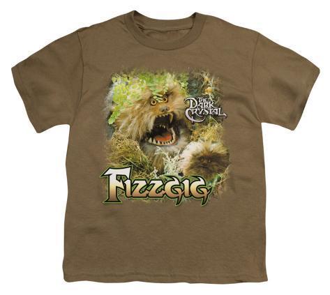 Youth: Dark Crystal-Fizzgig Kids T-Shirt