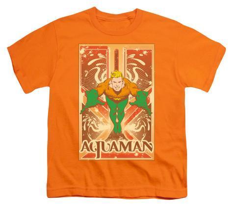 Youth: DC Comics - Aquaman Kids T-Shirt