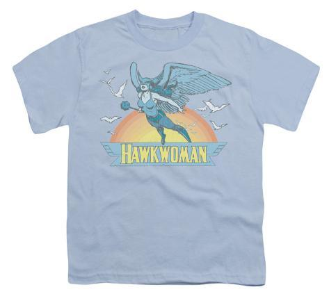 Youth: DC Comics - Hawkwoman Kids T-Shirt