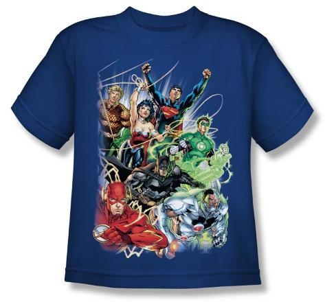 Youth: DC Comics New 52 - Justice League #1 T-Shirt
