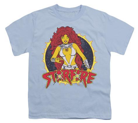 Youth: DC Comics - Starfire Kids T-Shirt