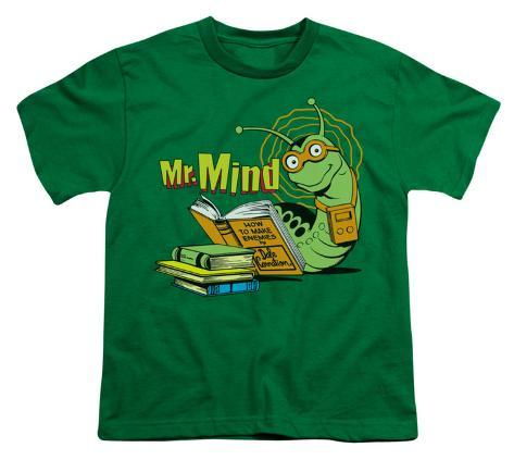 Youth: DC-Mr Mind Kids T-Shirt