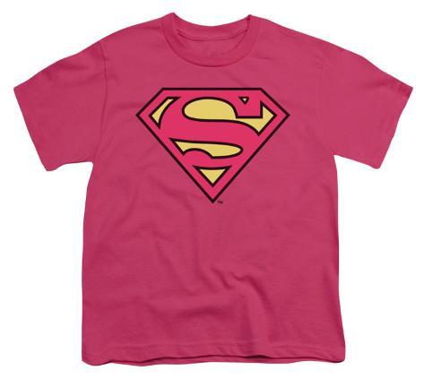 Youth: DC-Pinky Shield Kids T-Shirt