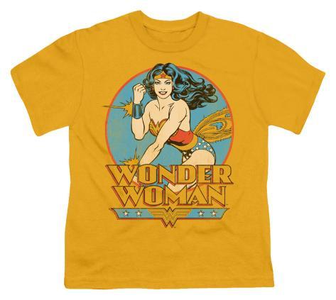 Youth: DC-Wonder Woman Kids T-Shirt