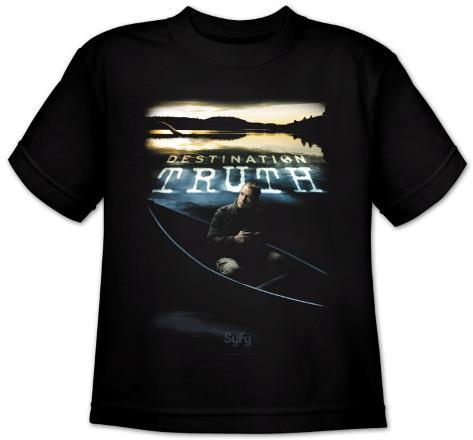 Youth: Destination Truth-Elusive T-Shirt
