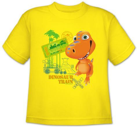 Youth: Dinosaur Train - Dino Depot T-Shirt