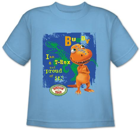 Youth: Dinosaur Train - Proud T-Shirt