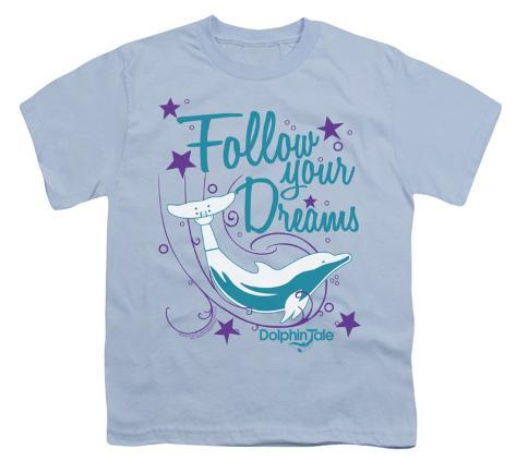Youth: Dolphin Tale - Dreams T-Shirt