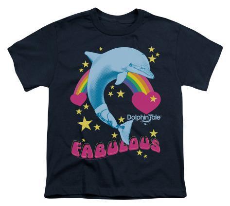 Youth: Dolphin Tale - Fabulous T-Shirt