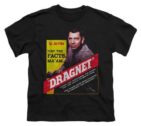 Youth: Dragnet - Dragnet Pulp T-Shirt