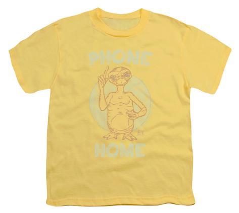 Youth: E.T. - Phone Kids T-Shirt