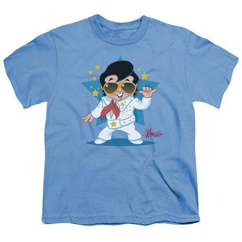 Youth: Elvis-Jumpsuit Kids T-Shirt