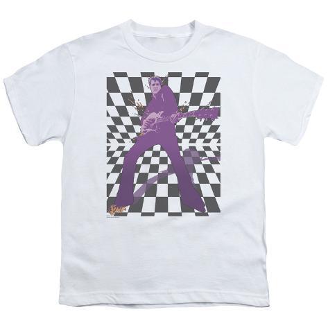 Youth: Elvis - Let's Rock Kids T-Shirt
