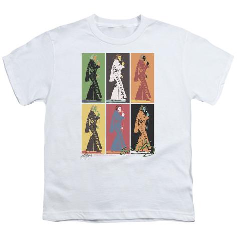 Youth: Elvis-Retro Boxes Kids T-Shirt