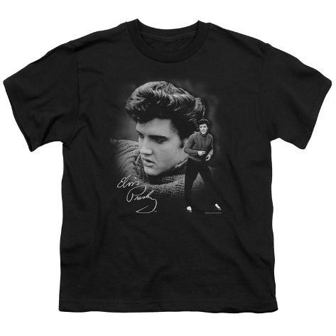 Youth: Elvis-Sweater Kids T-Shirt