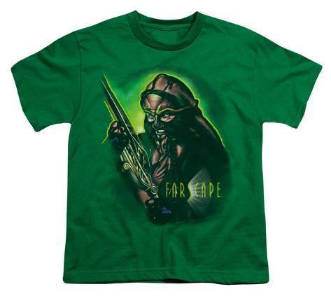 Youth: Farscape - D'Argo Warrior Kids T-Shirt