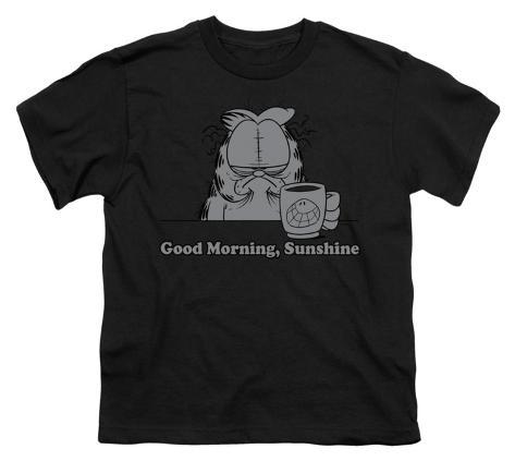 Youth: Garfield - Good Morning, Sunshine Kids T-Shirt