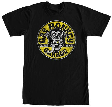 Youth: Gas Monkey- Equipped Kids T-Shirt