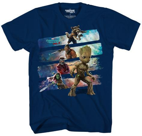 Youth: Guardians of the Galaxy Vol. 2 - Groot Patrol Kids T-Shirt