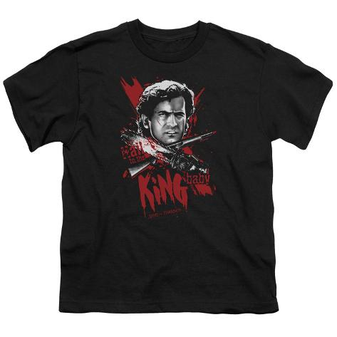Youth:   Hail to the King T-Shirt