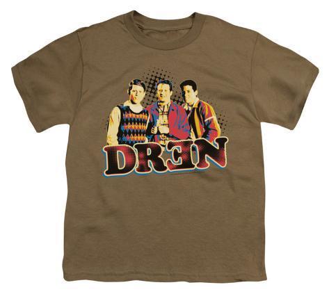 Youth: Happy Days - DREN Kids T-Shirt