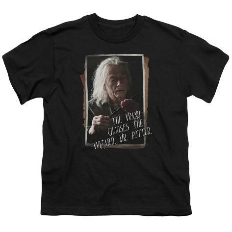 Youth: Harry Potter- Olivander Explains Wands Kids T-Shirt