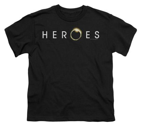 Youth: Heroes - Logo T-Shirt