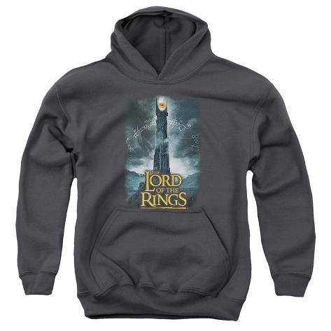 Youth Hoodie: Lord of the Rings - Always Watching Pullover Hoodie
