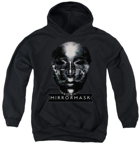 Youth Hoodie: Mirrormask - Mask Pullover Hoodie