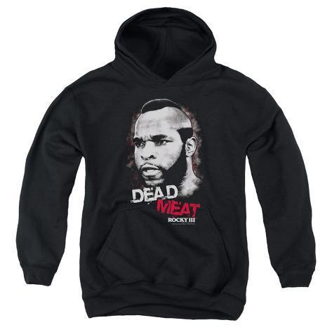 Youth Hoodie: Rocky III - Dead Meat Pullover Hoodie