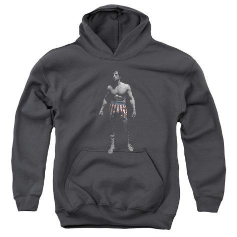 Youth Hoodie: Rocky - Stand Alone Pullover Hoodie