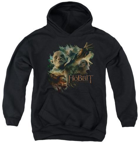 Youth Hoodie: The Hobbit - Baddies Pullover Hoodie