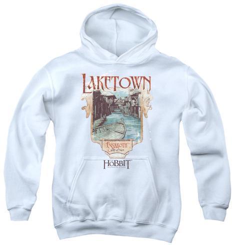 Youth Hoodie: The Hobbit - Laketown Pullover Hoodie