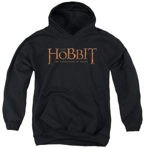 Youth Hoodie: The Hobbit - Logo Pullover Hoodie