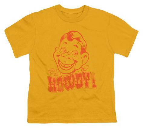 Youth: Howdy Doody - Howdy! T-Shirt
