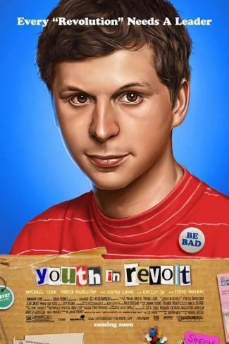 Youth in Revolt Masterprint