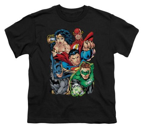 Youth: Justice League America - Break Free T-Shirt