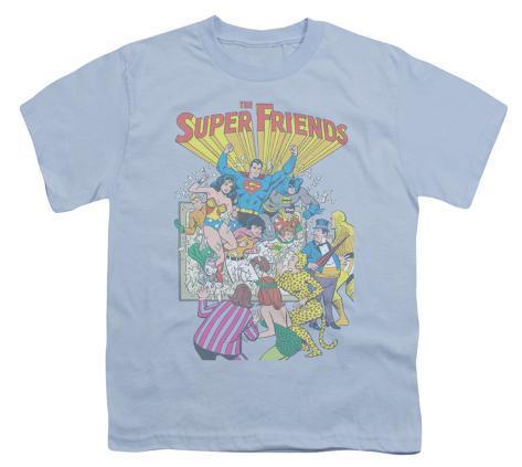 Youth: Justice League America - Super Friends #1 Kids T-Shirt