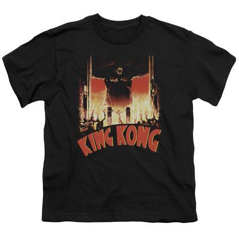 Youth: King Kong - At the Gates Kids T-Shirt