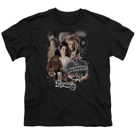 Youth: Labyrinth - 25 Years of Magic Kids T-Shirt