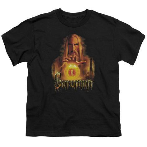 Youth: Lord of the Rings - Saruman Kids T-Shirt