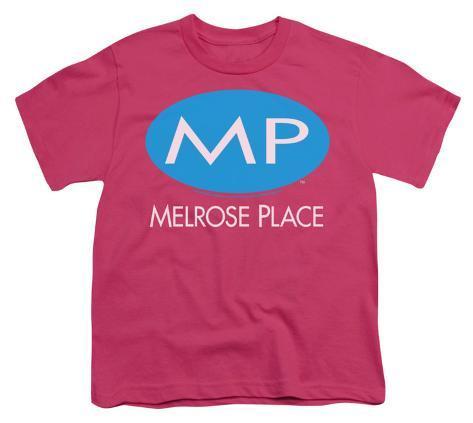 Youth: Melrose Place - Melrose Place Logo Kids T-Shirt