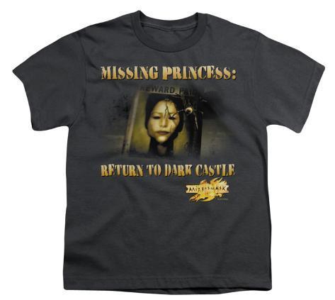 Youth: Mirror Mask - Missing Princess Kids T-Shirt