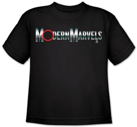 Youth: Modern Marvels - Logo T-Shirt