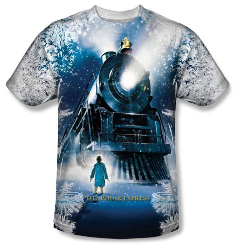 Youth: Polar Express - Journey Kids T-Shirt
