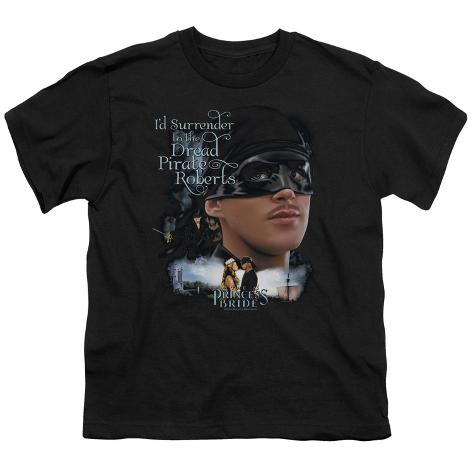 Youth: Princess Bride- Surrender Kids T-Shirt