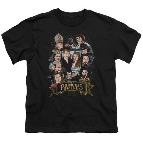 Youth: Princess Bride- Timeless Kids T-Shirt
