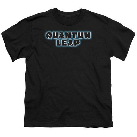 Youth: Quantum Leap-Logo Kids T-Shirt