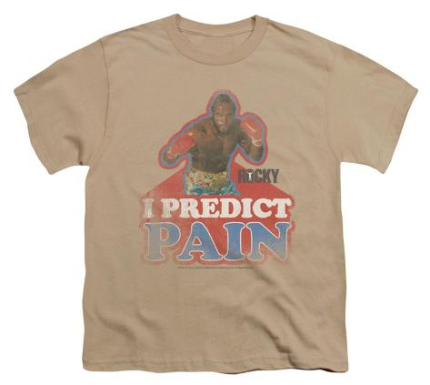 Youth: Rocky - I Predict Pain Kids T-Shirt