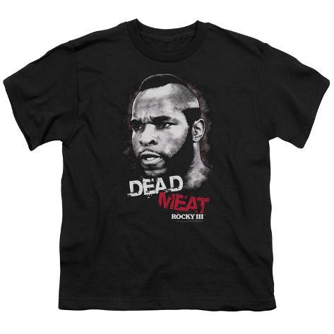 Youth: Rocky III - Dead Meat Kids T-Shirt